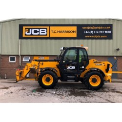 2013 JCB 535V140 LOADALL