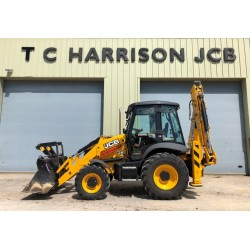 2018 JCB 3CX CONTRACTOR ADVANCED EASY CONTROL